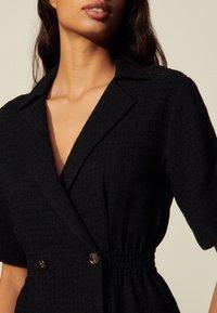 sandro - Denní šaty - noir - 4