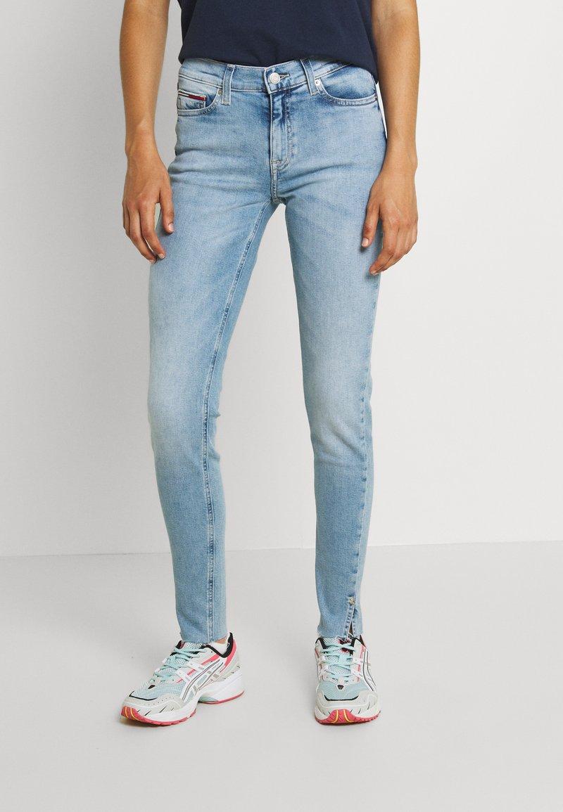 Tommy Jeans - NORA - Skinny džíny - denim light