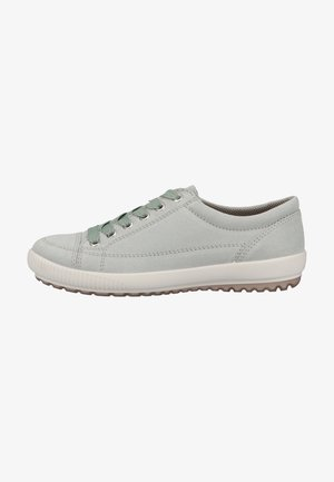 Baskets basses - aqua green