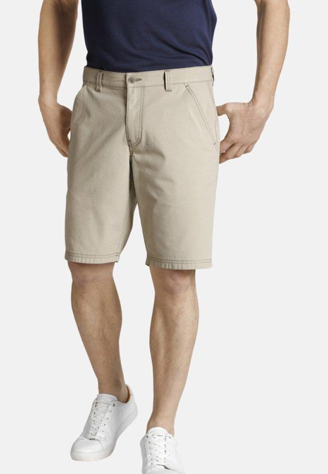 CLAUDAS - Shorts - beige