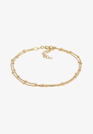 BASIC LAYER - Armband - gold
