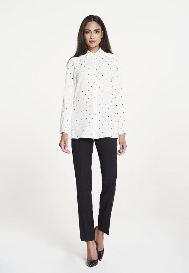 AMELIE - Overhemdblouse - black dots