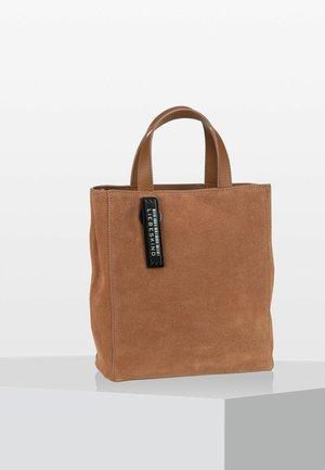 Handbag - caramel
