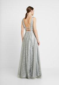 Luxuar Fashion - Společenské šaty - silber grau - 3