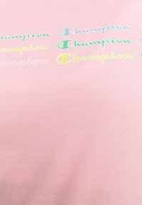 Champion - CREWNECK - Triko spotiskem - pink - 5