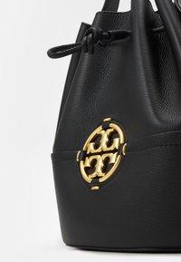 Tory Burch - MILLER BUCKET - Handbag - black - 4