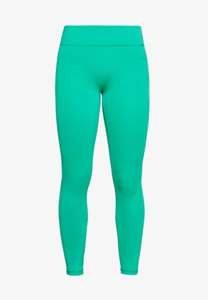 LEGGINGS HIGH WAIST - Medias - green lagoon