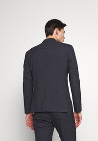 Tommy Hilfiger Tailored - SMALL CHECK SLIM FIT SUIT  - Suit - grey - 3
