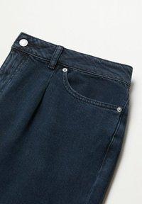 Violeta by Mango - Flared jeans - intensives dunkelblau - 6