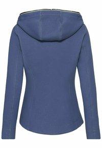camel active - SCUBA - Zip-up sweatshirt - blue - 8