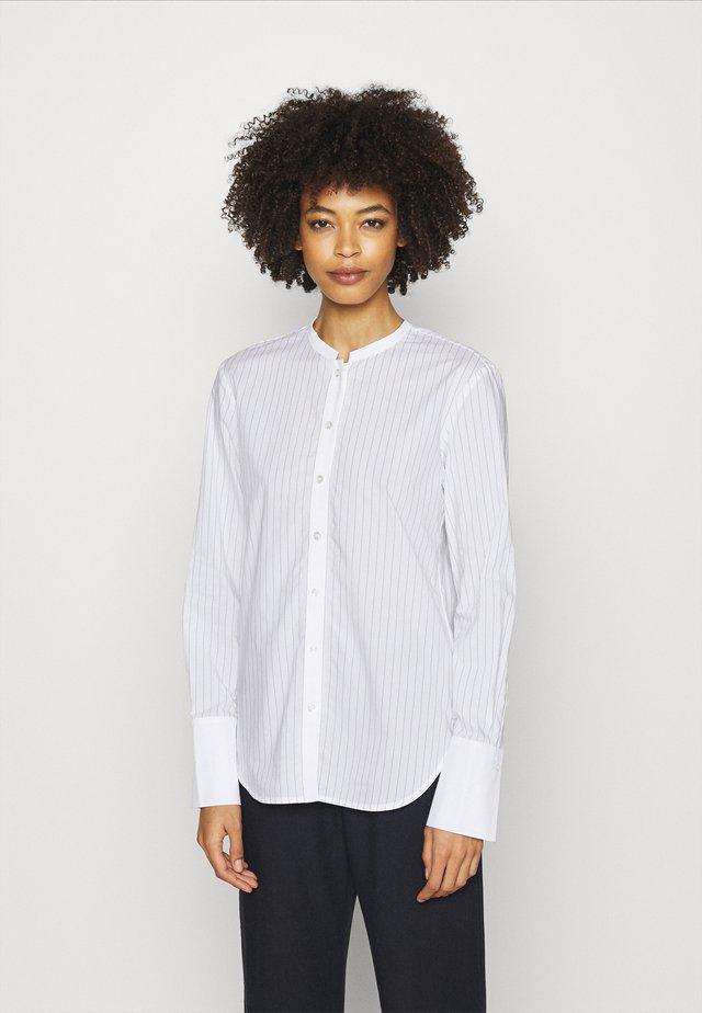 STIPED BLOUSE STANDING  - Overhemdblouse - multi/white