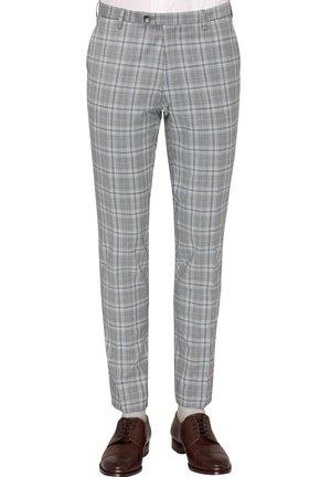 CEDRIC - Suit trousers - hellgrau