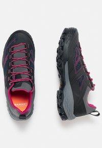 Mammut - Hiking shoes - phantom-dark pink - 1