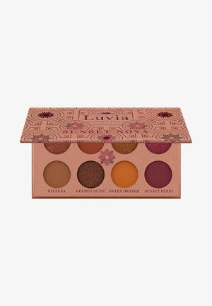 SUNSET NOVA EYESHADOW PALETTE - Eyeshadow palette - -