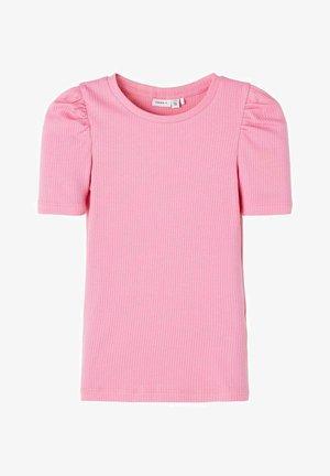 T-shirt basic - aurora pink