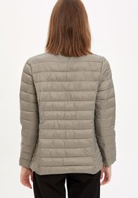 DeFacto - Winter jacket - green - 2
