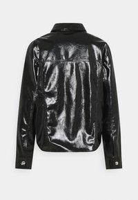 Weekday - KEISHA  - Button-down blouse - black - 9