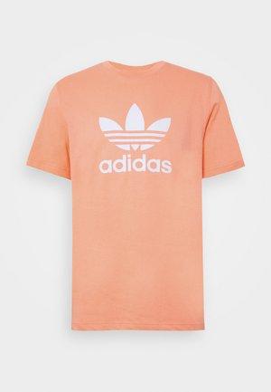 TREFOIL UNISEX - Camiseta estampada - coral