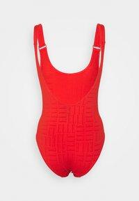 ELLE - Body - red - 1