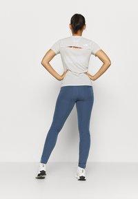 Norrøna - FALKETIND FLEX1 SLIM PANTS - Pantalon classique - dark blue - 2
