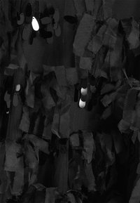 Sister Jane - RUFFLE READY BOW MIDI DRESS - Cocktail dress / Party dress - black - 3