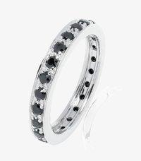 Sola Copenhagen - Ring - silber (schwarz) - 0