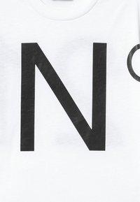 N°21 - OVER MAGLIETTA - Triko spotiskem - white - 3