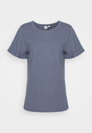 SLUB  - Basic T-shirt - blue pearl