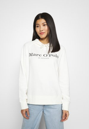RAGLAN SLEEVE HOODED - Hoodie - off white