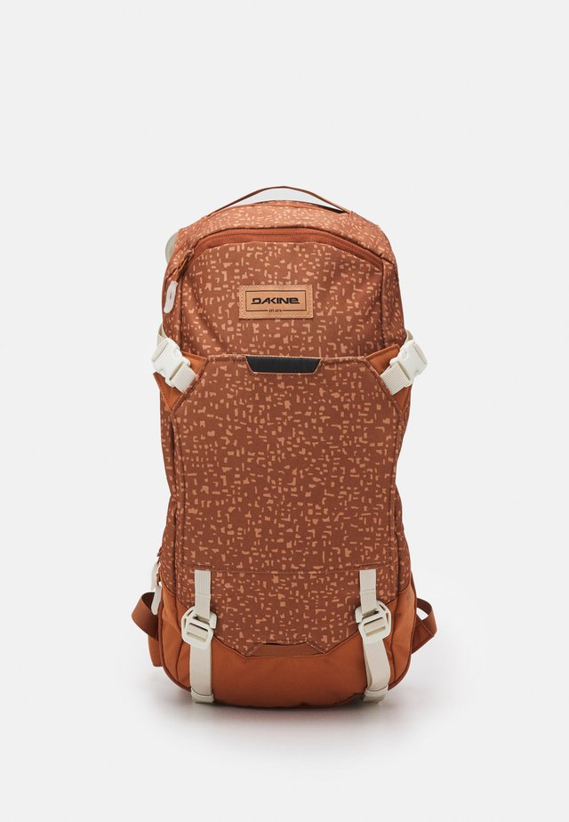 WOMENS DRAFTER 10L - Backpack - sierra fossil