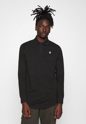 LASH - Poloshirt - black