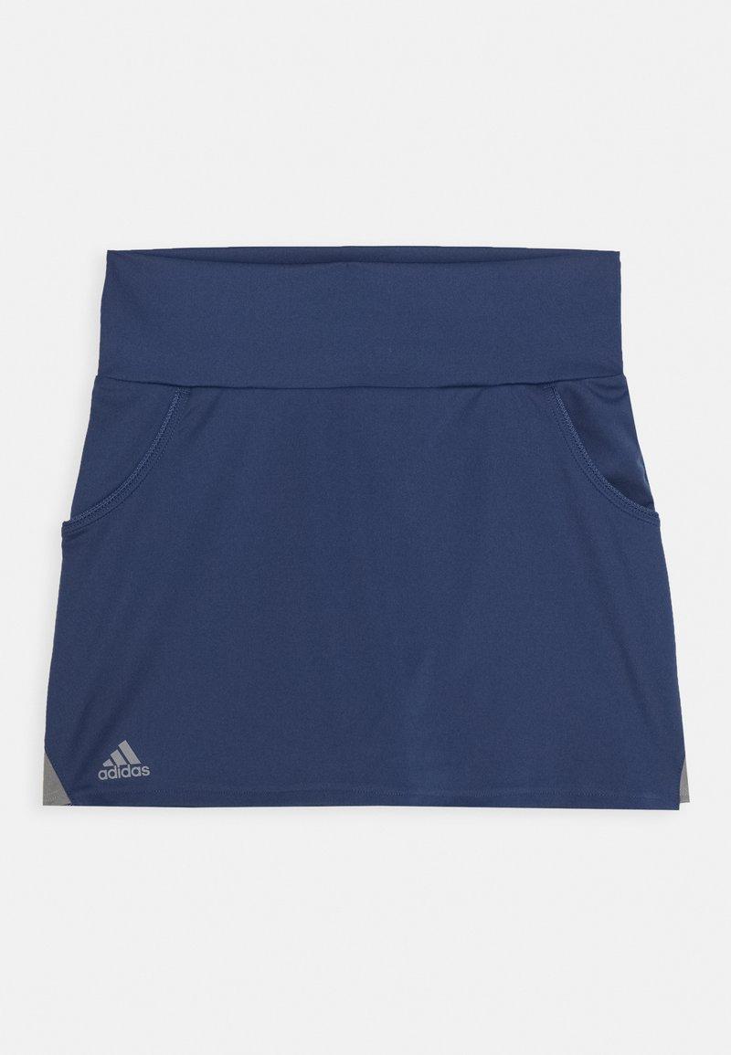 adidas Performance - CLUB SKIRT - Sports skirt - tech indigo