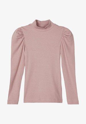 Camiseta de manga larga - deauville mauve