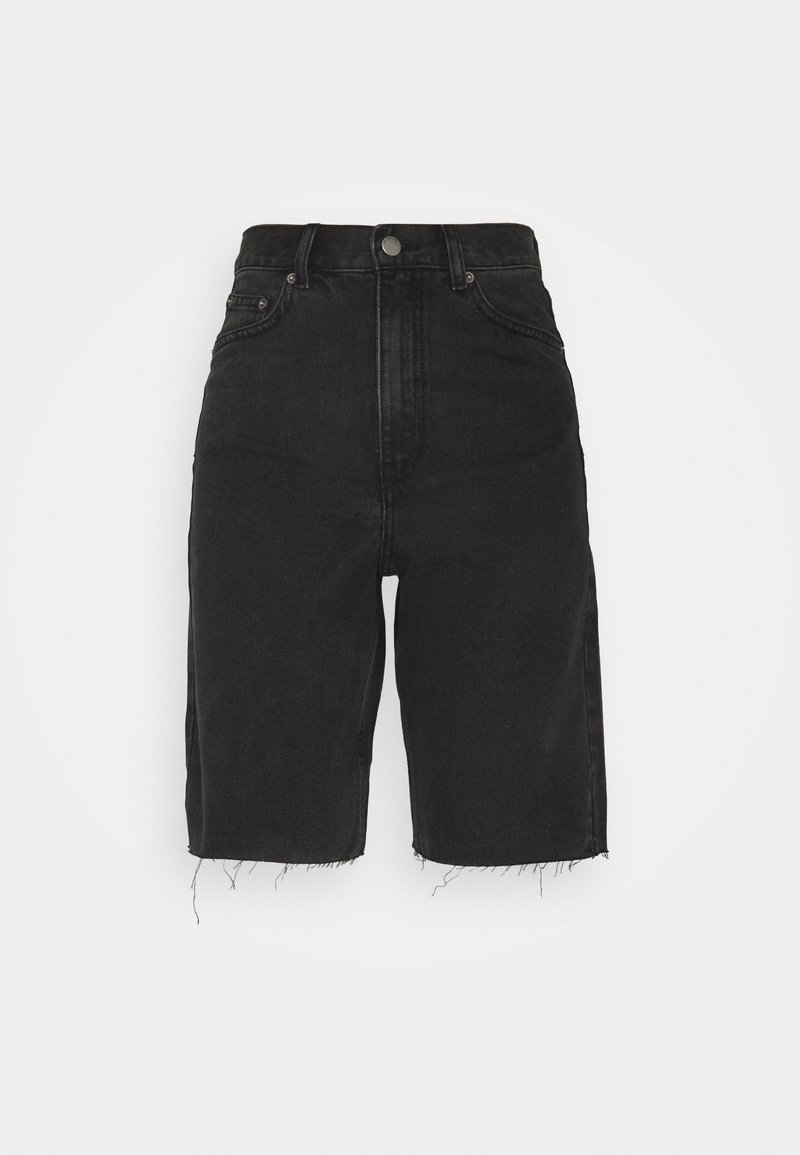 Dr.Denim Tall - ECHO - Shorts di jeans - charcoal black