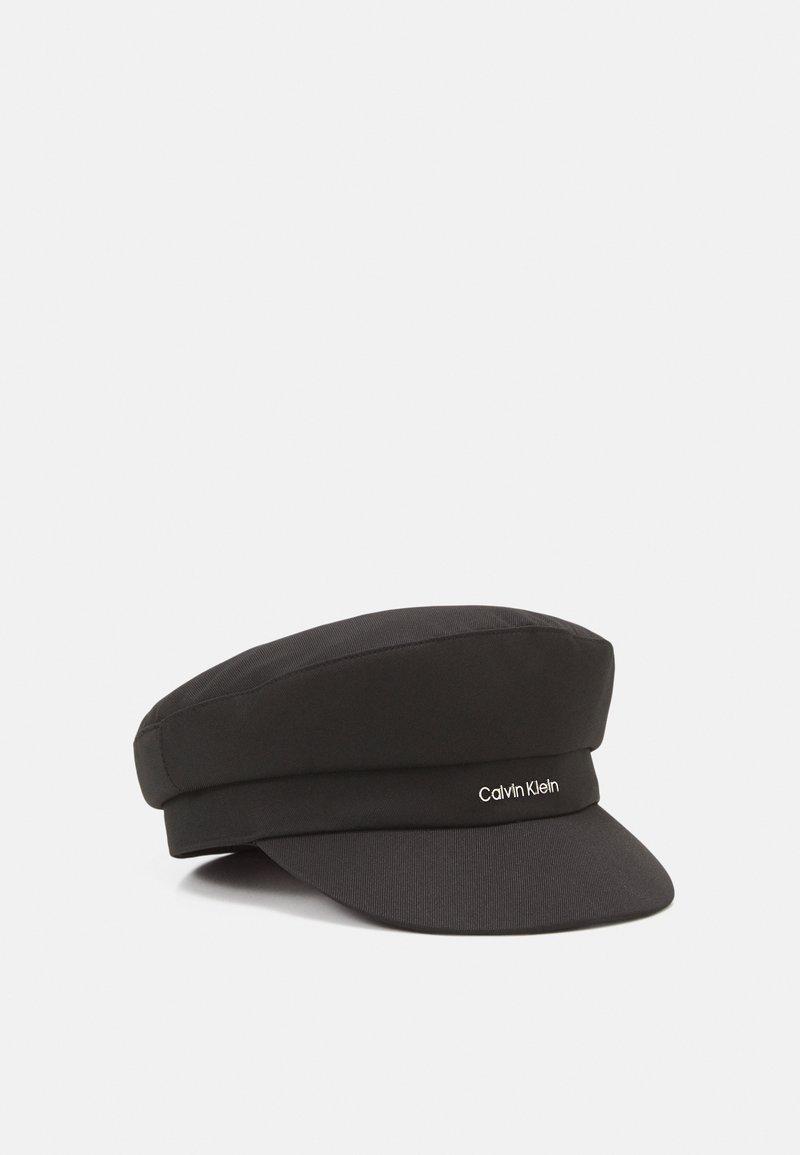 Calvin Klein - BAKER HAT - Cappello - black