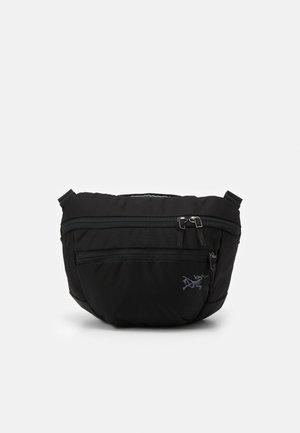MANTIS 2 WAISTPACK - Bum bag - black