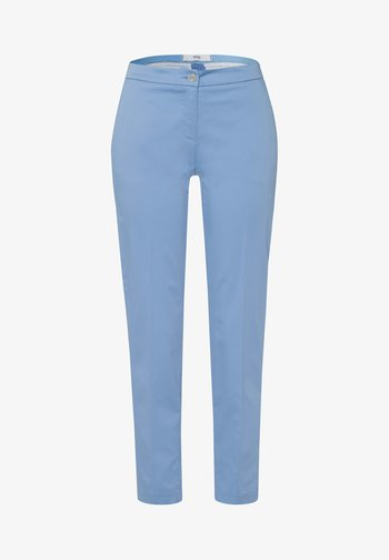 STYLE MARON - Trousers - sky blue