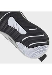 adidas Performance - FORTARUN  - Matalavartiset tennarit - black - 9