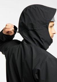 Haglöfs - ROC GTX JACKET - Hardshell jacket - true black - 3