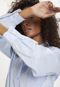 Karen by Simonsen - Button-down blouse - xenon blue - 2