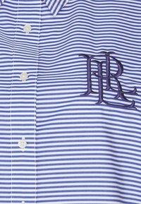 Lauren Ralph Lauren Woman - KOTTA LONG SLEEVE SHIRT - Camicia - blue/white multi - 2