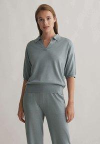 OYSHO - Polo shirt - grey - 0