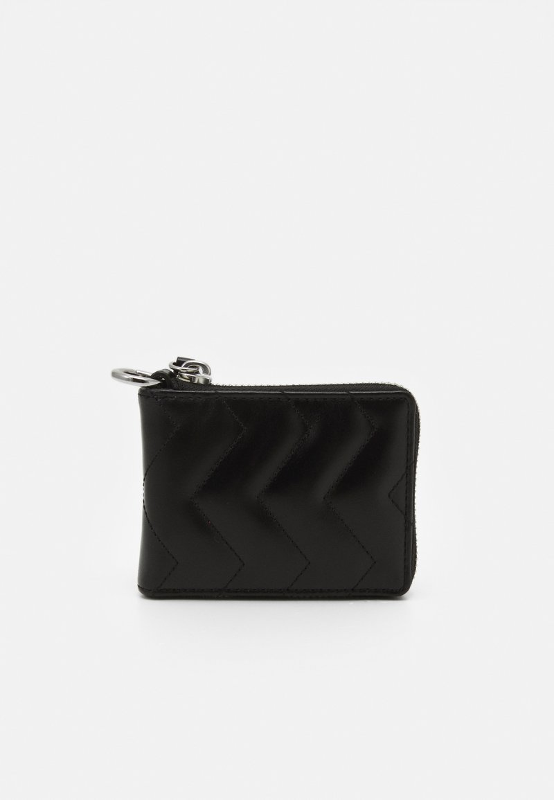 sandro - QUILTED WALLET - Wallet - black