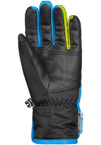 Reusch - DARIO R-TEX® XT  - Gloves - black / brilliant blue - 1