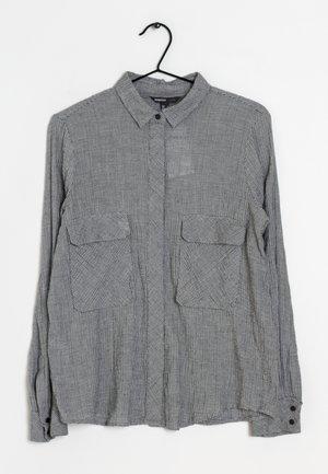Overhemdblouse - grey