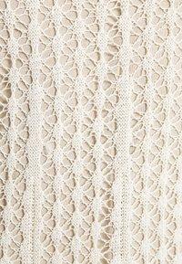 Pepe Jeans - LARA - Gebreide jurk - off white - 7