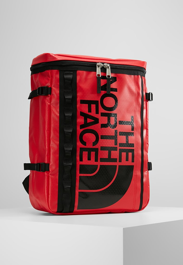 The North Face - BASE CAMP FUSEBOX - Rucksack - red