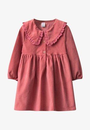Shirt dress - pink