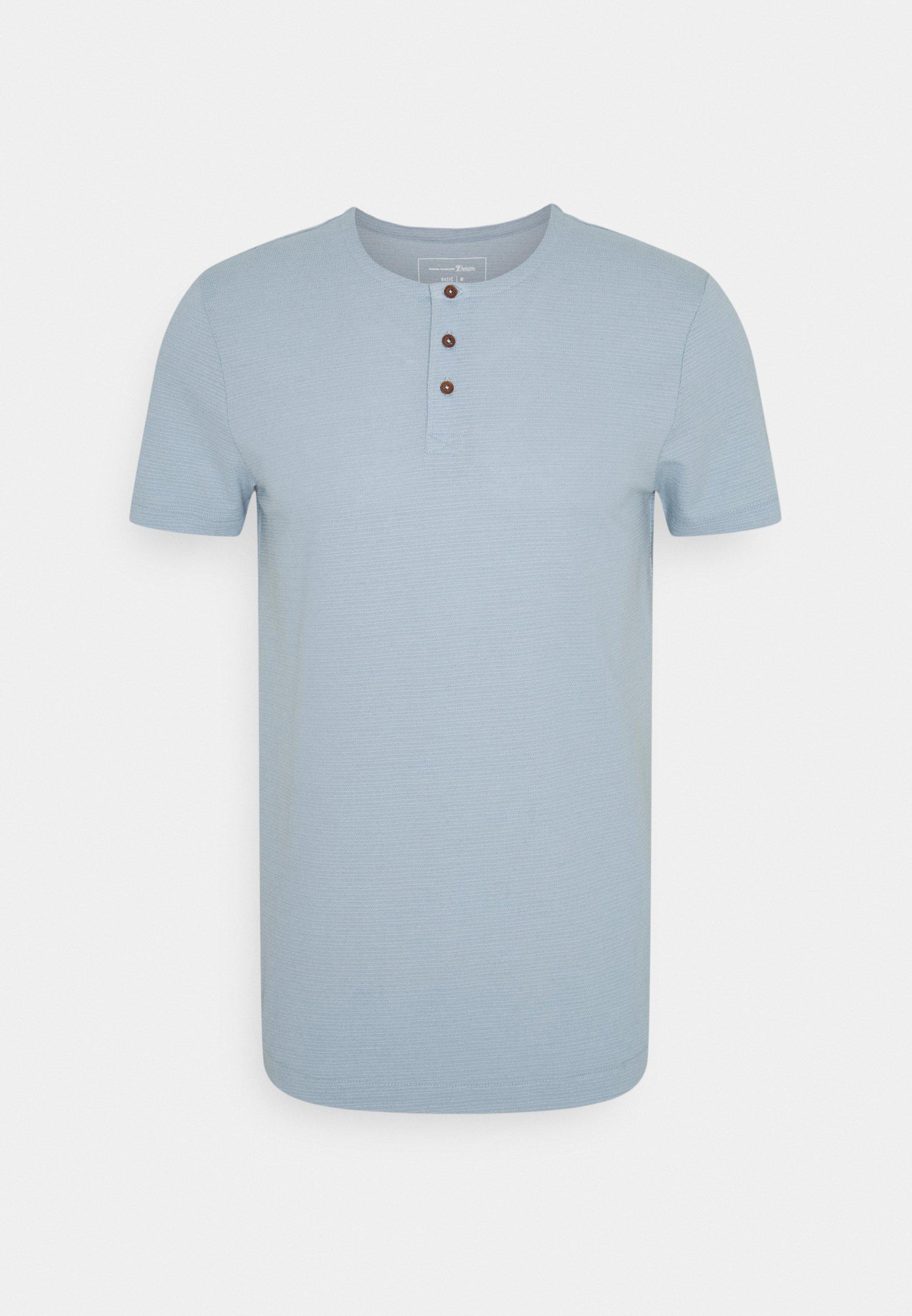 Men HENLEY - Basic T-shirt