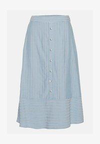 Moss Copenhagen - A-line skirt - powder blue - 1